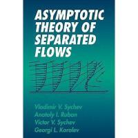 【预订】Asymptotic Theory of Separated Flows