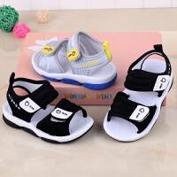 宝宝机能鞋夏季学步凉鞋小童沙滩鞋透气