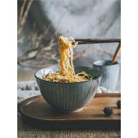 餐具家用陶瓷 碗汤饭碗碗创意沙拉碗泡面碗大碗