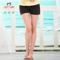 【专柜同款】康妮雅家居服 女舒适休闲单件短裤