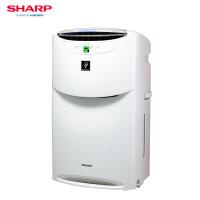 夏普(SHARP) KI-BC608-W 空气净化器空气消毒机 除雾霾 PM2.5