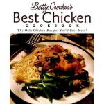 【预订】Betty Crocker'S Best Chicken Cookbook