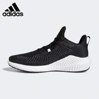 Adidas 阿迪�_斯男鞋跑步鞋新款ALPHABOUNCE小椰子�\�有蓍e鞋EG1452