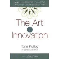 The Art of Innovation 英文原版 创新的艺术