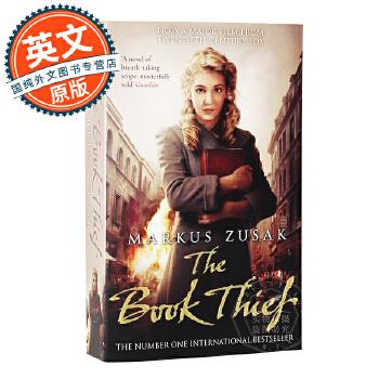 偷书贼 英文原版 The Book Thief 同名电影小说 电影封面版 Markus Zusak 马克斯苏萨克 进口书 励志 心灵探讨 平装 原版进口 放心订购