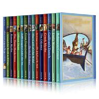Sterling Classic Starts Series Level 2 世界文学名著 英文原版小说 开始读经典名著精装 15册套装 黑白插图 全英文读物