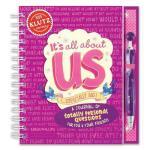 【预订】It's All about Us (Especially Me!): A Journal of