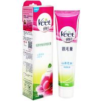 Veet 薇婷植萃护肤系列脱毛膏(山茶花油)100克