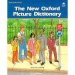 【预订】The New Oxford Picture Dictionary: English-Navajo