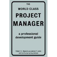 【预订】The World Class Project Manager