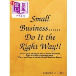 【中商海外直订】Small Business...Do It the Right Way!!