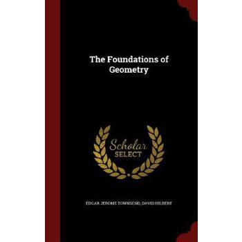 【预订】The Foundations of Geometry 预订商品,需要1-3个月发货,非质量问题不接受退换货。