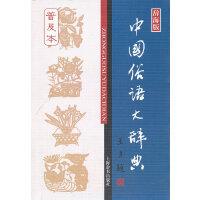 汉语工具书大系・中国俗语大辞典(普及本)