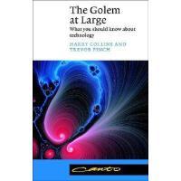 【预订】The Golem at Large: What You Should Know about