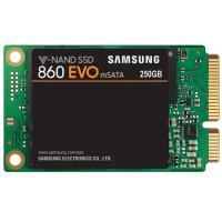 SAMSUNG/三星 MZ-M6E250BW 860 EVO 250G MSATA SSD固态硬盘