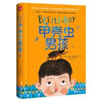 甲壳虫男孩(ChickenHoue与学子社全力打造的少年奇幻冒险小说入围2017玛雅・加布里埃尔天地出版社9787545