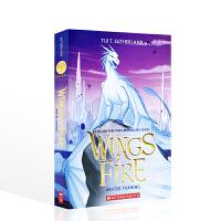 【全店300减100】英文原版进口故事书 火翼飞龙7:冬天的转折 Wings of Fire: Winter Turni