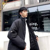冬季男士加棉短款宽松棉袄韩版潮流立领加厚保暖棉衣工装外套