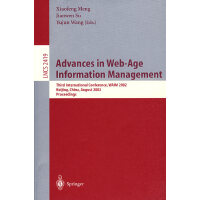 网时代信息管理进展 Advances in Web-age information management
