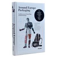 AROUND EUROPE PACKAGING 欧洲创意包装 平面图形包装设计书籍 超大视图 英文原版
