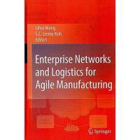 【预订】Enterprise Networks and Logistics for Agile