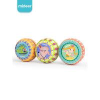 MiDeer弥鹿儿童悠悠球女孩男孩礼物幼儿园彩色炫酷铁皮溜溜球玩具