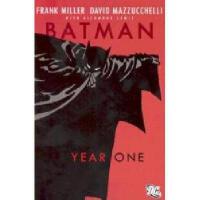 Batman: Year One 蝙蝠侠英文原版