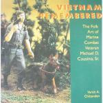 【预订】Vietnam Remembered: The Folk Art of Marine Combat