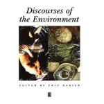 【预订】Discourses Of The Environment Y9780631211228