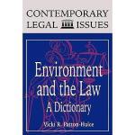 【预订】Environment and the Law