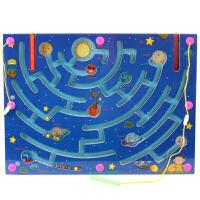 20180530132948522磁性迷宫子宝宝磁力儿童3-4-6岁女孩男孩智力运笔走珠玩具