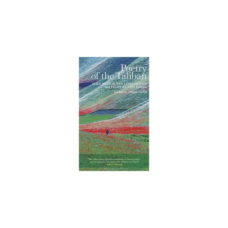 【预订】Poetry of the Taliban 美国库房发货,通常付款后3-5周到货!