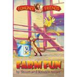 【预订】Eumundi and Friends: Farm Fun: Feathers, Flowers and a