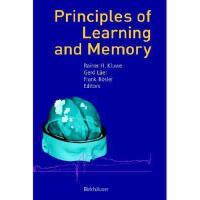 【预订】Principles of Learning and Memory