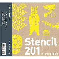 【预订】Stencil 201: 25 New Reusable Stencils with
