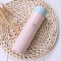 保温杯可爱韩国韩版清新文艺创意水瓶便携女学生杯子个性简约水杯