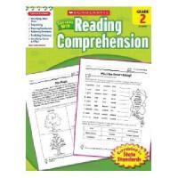 英文原版Scholastic Success With Reading Comprehension, Grade 2学