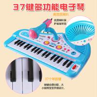 可充电音乐拍拍鼓电子琴婴儿童早教益智玩具小钢琴男女孩01-2-3岁