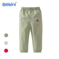 芘芘昵 Bebini2017秋装男女童宝宝裤子1-4岁婴幼儿童服装长裤一件