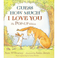 Guess How Much I Love You Pop-up Edition 猜猜我有多爱你(立体书) ISBN9