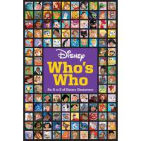【预订】Disney Who's Who