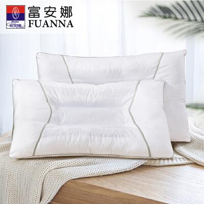 【年度钜惠 限时秒杀】富安娜家纺 圣之花清新花香枕头枕芯 学生成人适用安睡枕