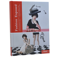FASHION EXPOSED 时尚平面设计 服饰推广 视觉传达 品牌设计与包装 平面设计书籍 大视图 英文原版