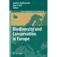【预订】Biodiversity and Conservation in Europe