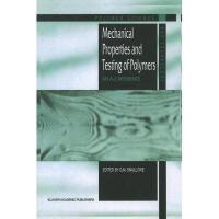 【预订】Mechanical Properties and Testing of Polymers: An