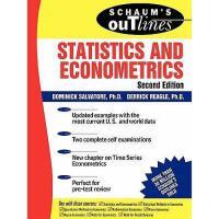【预订】Schaum's Outline of Statistics and Econometrics