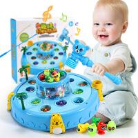 男童一两岁半宝宝男孩幼儿儿童打地鼠玩具