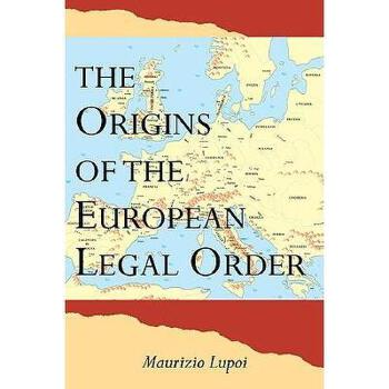 【预订】The Origins of the European Legal Order 美国库房发货,通常付款后3-5周到货!