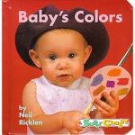 【预订】Baby's Colors Y9780689812392