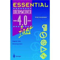 【预订】Essential Dreamweaver 4.0 Fast: Rapid Web